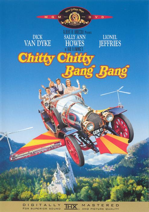 chitty chitty bang bang mp3 download