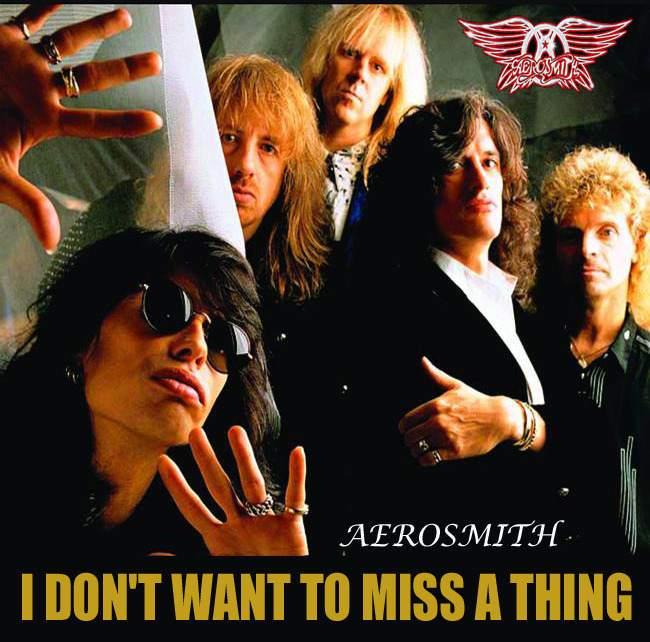 Download mp3 Aerosmith - I don't wanna miss a thing music baru