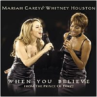 mariah carey when you believe