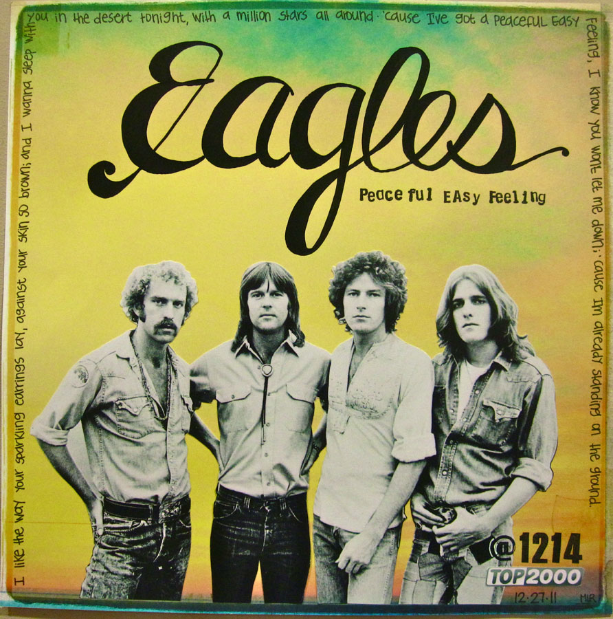 Peaceful Easy Feeling Peaceful Easy Feeling In The Style Of Eagles