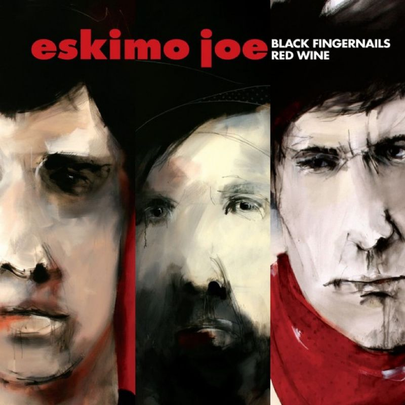 Black Fingernails Red Wine backing track in the style of Eskimo Joe by ...