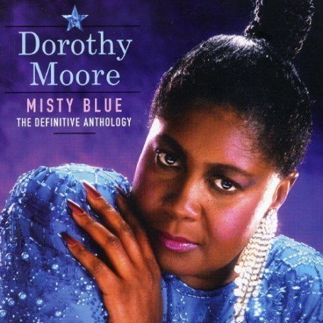 misty blue style dorothy moore backing track total sound